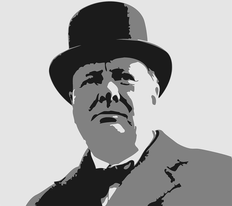 Winston churchill essay